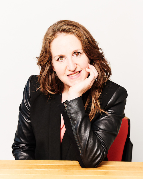 Carina Bauer IMEX CEO 2017 headshot